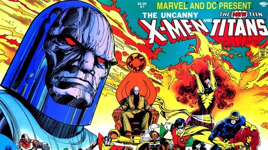 Who would win in a fight: Darkseid or Thanos?