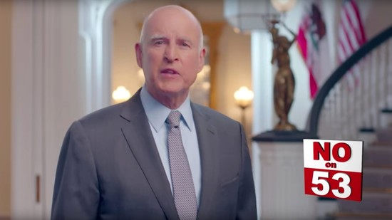 California Today: The Proposition That Has Jerry Brown Up ...