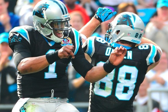 Oakland Raiders vs. Carolina Panthers: Live Score ...