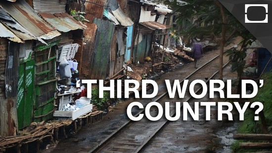 What Does 'Third World Country' Mean? | Doovi
