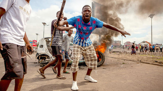 The Congo is on the brink of a violent political crisis ...