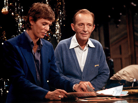 David Bowie and Bing Crosby: The Story Behind Their ...