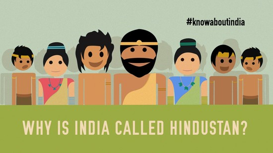 Why is India called Hindustan if it is secular? # ...