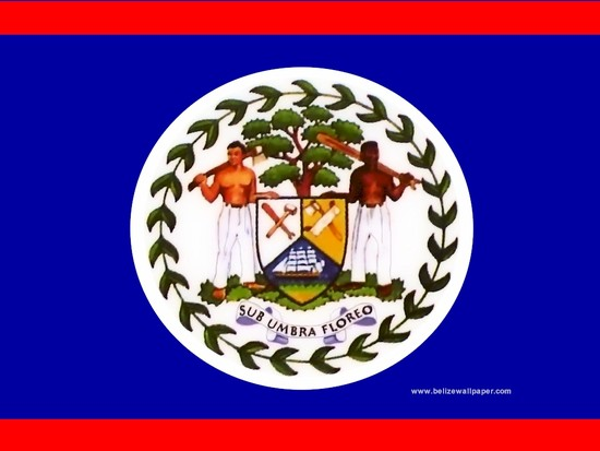 Flag Of Belize - A Symbol Of Prosperous Country