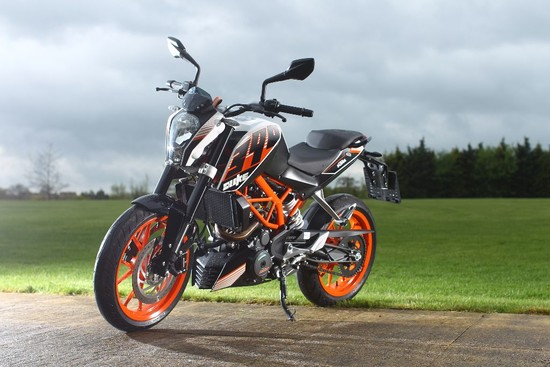 KTM Duke 390: UK launch » Road Tests » 2Commute