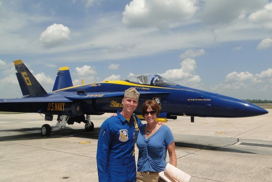 How to See the Blue Angels Fly (for Free) in Pensacola ...