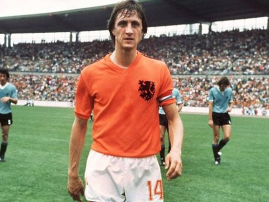 Johan Cruyff: Why the Dutch master wore the famous number ...