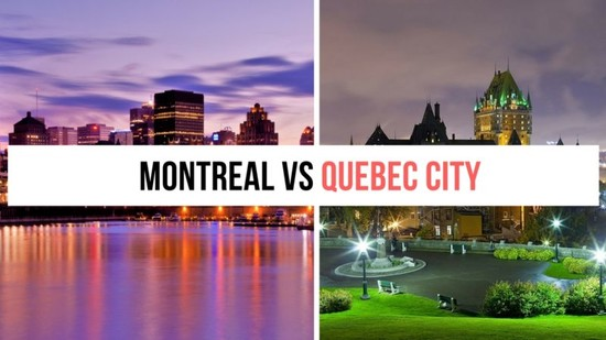Montreal vs Quebec City: A Comparison for Real Estate ...