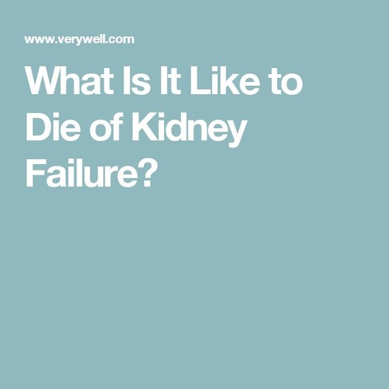 1000+ ideas about Kidney Failure Symptoms on Pinterest ...
