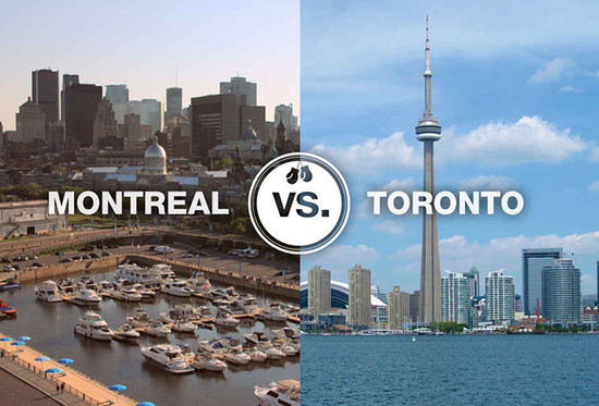 Cost of Living: Toronto vs Montreal | Musitechnic