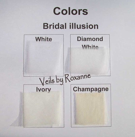 Difference Between Champagne And Ivory Wedding Dress