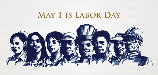 Holiday in the Philippines: Labor Day on May 1 ...