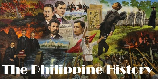 Philippines Report The Philippine History
