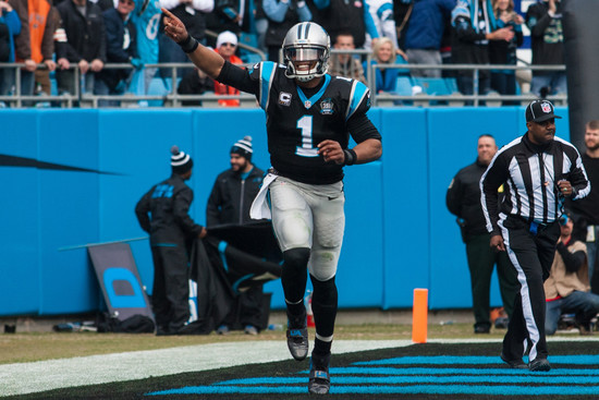 Panthers win to set up NFC South title game | USA TODAY ...