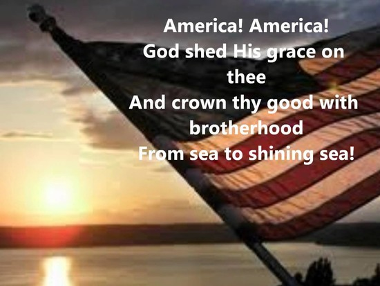 America the Beautiful Lyrics -Blake Shelton ft Miranda ...