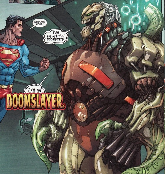 doomslayer vs thor & orion - Battles - Comic Vine