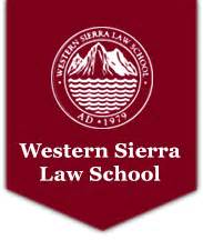 Western ​Sierra Law School​