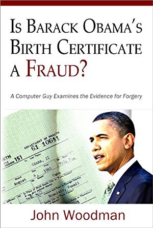 Is Barack Obama's Birth Certificate a Fraud? - Kindle ...