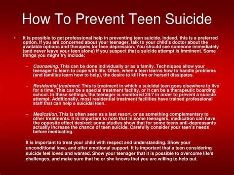 PPT - Teen Suicide PowerPoint Presentation - ID:5324614