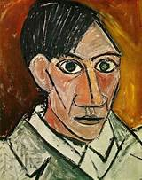 Portrait of ​Pablo Picasso​