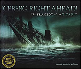Amazon.com: Iceberg, Right Ahead!: The Tragedy of the ...
