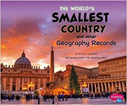 The World's Smallest Country and Other Geography Records ...