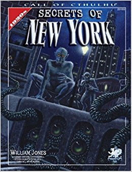 Secrets Of New York: A Mythos Guide to the City That Never ...