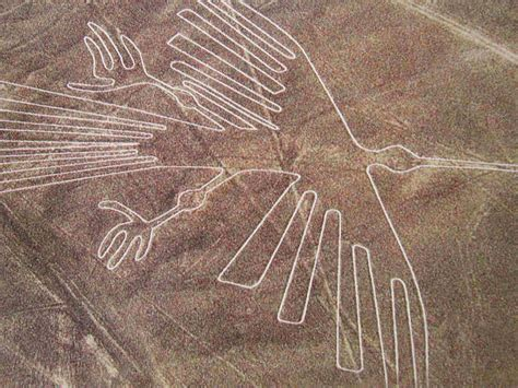When riding through Peru, should you fly over the Nazca lines?