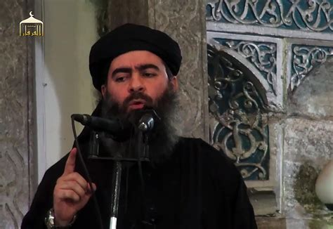 ISIS Leader Abu Bakr al-Baghdadi's Wife, Child Detained in ...