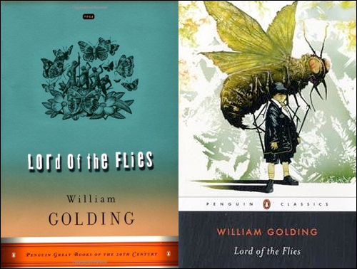 """the theme of fear of the unknown in the lord of the flies by william golding """"ralph wept for the end of innocence, the darkness of man's heart, and the fall through the air of the true, wise friend called piggy"""" ― william golding, lord of the flies."""