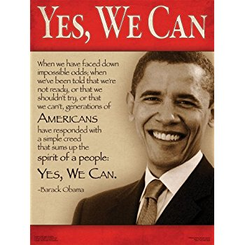 Amazon.com: President Barack Obama Quotes Poster Series 10 ...