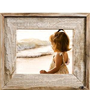 Amazon.com - 5x5 Country Picture Frame, Narrow Width 2.5 ...