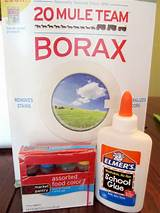 Borax Solution