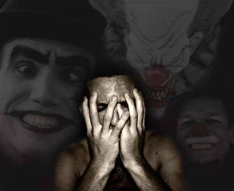 Coulrophobia | Some of the Strangest Phobias a Person Can ...