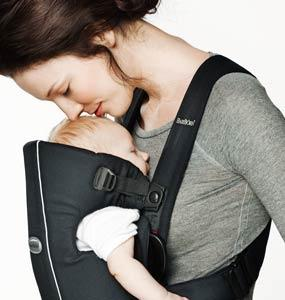 Amazon.com : BABYBJORN Baby Carrier Original, Black ...