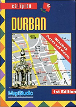Durban (South Africa) Pocket Street Map: Map Studio ...