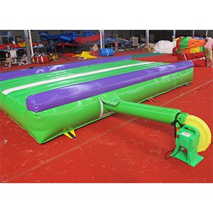 Amazon.com : ibigbean Tumble Track Inflatable Air Mat for ...