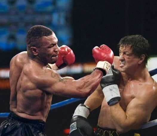 Who would win in a fight: Rocky Balboa or Mike Tyson? - Quora