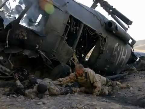 Helicopters Shot Down - YouTube