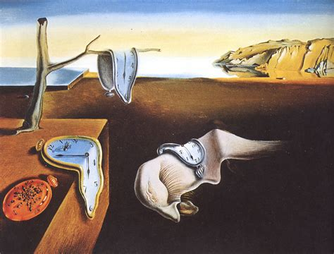 The Persistence of Memory, 1931 - Salvador Dali - WikiArt.org