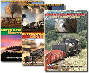 Amazon.com: South African Steam Narrow Gauge - 3 program ...