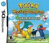 Pokémon ​Mystery Dungeon: Explorers of Sky​