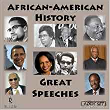 African-American History - Great Speeches: SpeechWorks ...