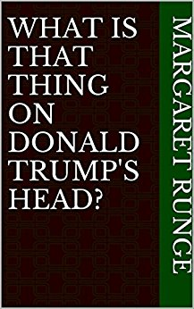 Amazon.com: WHAT IS THAT THING ON DONALD TRUMP'S HEAD ...