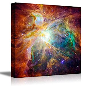 Amazon.com: Wall26 Canvas Prints Wall Art - The Cosmic ...