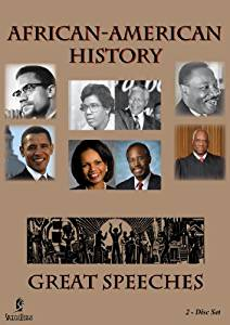 Amazon.com: African-American History - Great Speeches ...