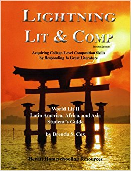 Lightning Lit & Comp: World Lit II Latin America, Africa ...