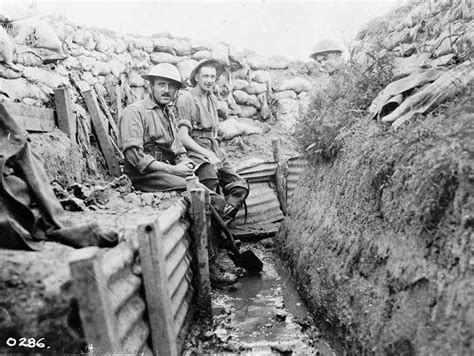 Photos: Life in the trenches | World War I