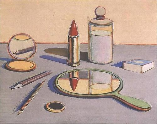 Cosmetics, 1964 - Art by Wayne Thiebaud. | Avon Calling ...