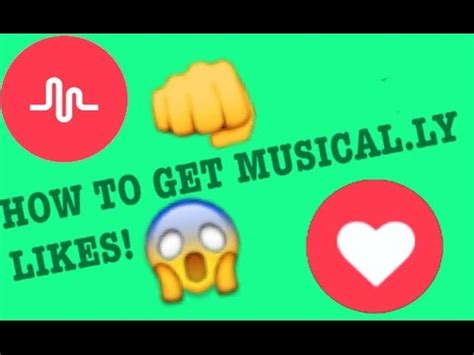How to get musical.ly fans & likes - SUPER FAST! (10,000 ...